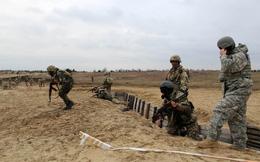 """Xem """"thầy"""" Mỹ huấn luyện kỹ năng chiến đấu cho Quân đội Ukraine"""