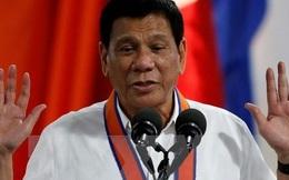"""Duterte """"nói lại cho rõ"""": Sẽ không cắt đứt quan hệ đồng minh với Mỹ"""