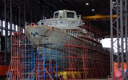 Thần tốc đóng tàu tên lửa tấn công nhanh, Nga ưu tiên lắp vũ khí hiện đại