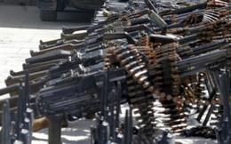 Algeria tiếp tục là nước nhập khẩu vũ khí lớn nhất châu Phi