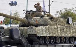 Iran bất ngờ giới thiệu xe tăng giống T-90MS của Nga