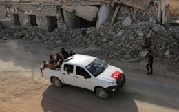 FSA bỏ chạy, Thổ Nhĩ Kỳ thất bại trước IS ở al-Bab