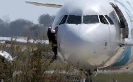 Không tặc máy bay Ai Cập: Thủ phạm đã bị bắt