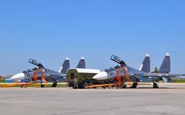 Bị NATO khiêu khích ở Biển Đen, Su-30SM Nga lập tức tới Crimea, sẵn sàng chiếu đấu