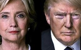 Ứng viên Clinton dẫn trước đối thủ Trump trước thềm cuộc tranh luận