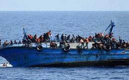Chìm tàu chở 600 người di cư, cứu được 150 người