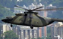 """Quân khu Tây đón """"vua"""" của các trực thăng vận tải"""