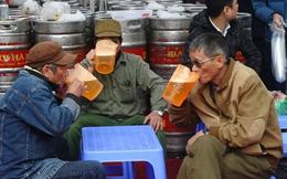 Người Việt chăm uống bia, cà phê, nước ngọt GẤP ĐÔI uống sữa