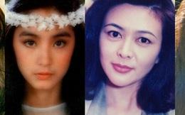 Nhan sắc một thời của 4 cô gái làm cả Hong Kong xao xuyến
