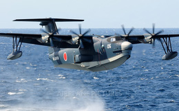 Tính năng ưu việt của thủy phi cơ đang được Nhật Bản tích cực chào bán