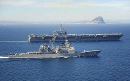 NISCS: Tàu chiến và máy bay Mỹ hơn 700 lần thám sát Biển Đông