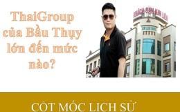[Infographic] ThaiGroup của Bầu Thụy lớn đến mức nào?