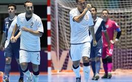 """Futsal World Cup: Đối thủ cực mạnh tuyên bố """"đè bẹp"""" Việt Nam"""