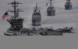 Mỹ chiến tranh với Trung Quốc ở biển Đông: Ai sẽ thắng?