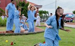 """Tâm sự """"cười ra nước mắt"""" của sinh viên thực tập ở viện tâm thần"""