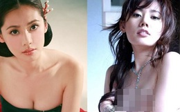 Quá khứ đóng phim cấp 3, chụp ảnh khỏa thân của mỹ nhân Hàn nổi tiếng ở Trung Quốc