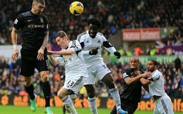 Box TV: Xem TRỰC TIẾP Swansea vs Man City (21h00)