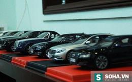 """8x Hà Thành sở hữu hơn 50 """"chiếc xe hạng sang"""" cực độc đáo"""