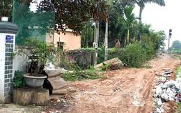 Quảng Trị: Dân lội đường đất vì dự án 6 tỷ đồng dang dở