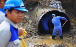 Bí ẩn công ty Trung Quốc thắng thầu dự án đường ống nước Sông Đà