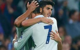 """Ronaldo lỡ kỷ lục, Real vẫn dư sức """"diệt gọn"""" đối thủ vô danh"""