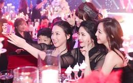 Cận cảnh những cô gái Hàn Quốc gây chú ý trong đám cưới của Trấn Thành - Hari Won