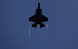 24h qua ảnh: Tiêm kích F-35 của Israel phô diễn sức mạnh