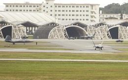 Lộ diện căn cứ tiêm kích F-22 Mỹ ở Nhật Bản