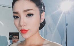 Hình ảnh quá khác lạ của Hoa hậu Kỳ Duyên
