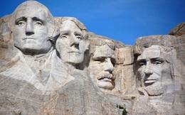 Căn hầm bí ẩn đằng sau khuôn mặt của 4 tổng thống Mỹ