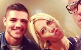 Đây là cách mà Icardi đã cướp cô vợ bốc lửa của đồng đội Maxi Lopez