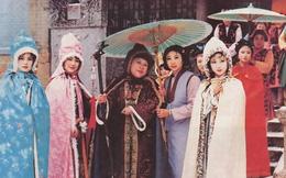 Cảnh làm phim thô sơ của Trung Quốc trong 'Hồng lâu mộng'
