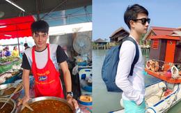 Cả khu chợ Thái Lan náo loạn vì... anh chàng bán cà ri quá đẹp trai