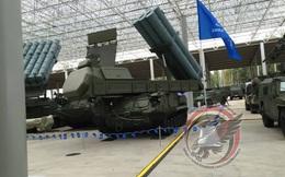 Lộ diện hình ảnh thực tế của tổ hợp tên lửa Buk-M3