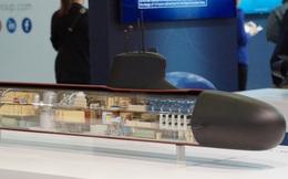 ẢNH: Dàn tàu chiến độc đáo tại triển lãm hải quân Euronaval 2016