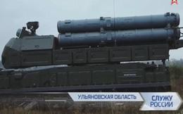 Nga tiếp nhận tổ hợp tên lửa Buk-M3 đầu tiên