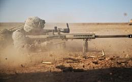 Xạ thủ bắn tỉa Anh tiêu diệt đao phủ IS đang hành quyết 12 con tin