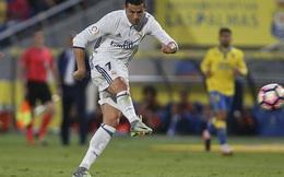 """Ronaldo - Bale """"im bặt"""", Real vấp ngã nơi đất khách"""