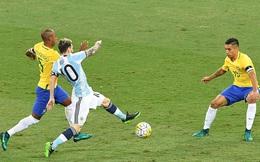 Thua Brazil 3-0 hay đậm nữa, Messi và Argentina vẫn đáng sợ