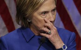 Bà Clinton xuất hiện mệt mỏi sau thất bại: Tôi từng muốn không bao giờ ra khỏi nhà nữa