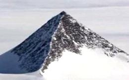 """Kim tự tháp ở Nam Cực là """"căn cứ bí mật"""" của người ngoài hành tinh?"""