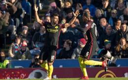 Burnley 1-2 Man City