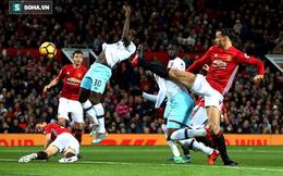 Premier League: Man United 1-1 West Ham