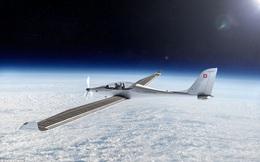 Phát triển loại máy bay đầu tiên không cần xăng vẫn lên tới tận vũ trụ