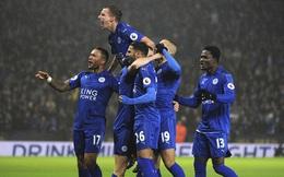Man City tan nát, Pep Guardiola sốc nặng dưới tay Leicester