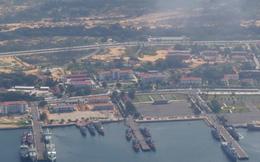 Cam Ranh - Căn cứ lớn nhất ĐNÁ: Hoàn toàn yên tâm dưới ô bảo vệ của TLPK SPYDER