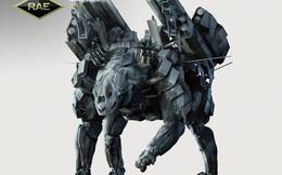 Quân đội Nga phát triển robot quái thú 4 chân phục vụ chiến đấu