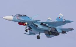 Nga bất ngờ đưa thêm tiêm kích Su-30SM tới miền Nam