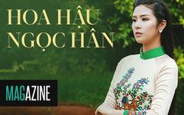 Hoa hậu Ngọc Hân: Sáng dự event lộng lẫy, chiều mặc cả từng đồng ở chợ