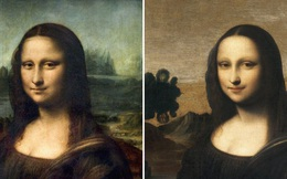 """Da Vinci và """"mối duyên trăm năm"""" với HAI nàng Mona Lisa"""